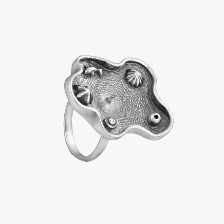 Кольцо Жемчужина 1